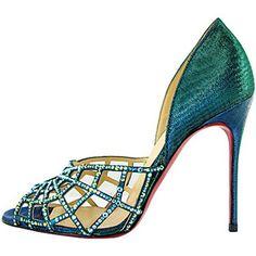 Christian Louboutin - Aranea, I drool...I want...Oh my foots desire!!!