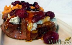Who is looking for a delicious Tapas recipe?? Well we've got one right here! Roasted Grape and Goat Cheese Stuffed Sweet Potatoes! Try it out!    http://www.mywildtree.com/126757/    http://www.wildtree.com/Recipes/RecipeView.aspx?RecipeID=1759