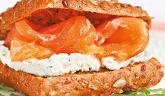 Sandwiches para corredores