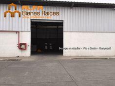 Se alquila bodega de 297m2 - Vía a Daule - Guayaquil  Para mayor información ver el link: http://glurl.co/jZA -2