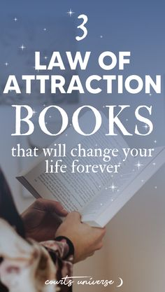 Wanna learn all about the Law of Attraction? There are 3 very special Law of Attraction books that personally helped me to become a master at manifesting my desires, and in this post, I'm sharing these books with you. Manifestation Meditation, Manifestation Journal, Spiritual Enlightenment, Spiritual Quotes, Spiritual Health, Good Books, Books To Read, Science Of Getting Rich, Law Of Attraction Money