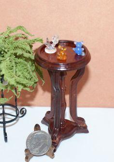 Dollhouse Miniature Glass Figurines  Damaged by TheMiniatureMaven, $11.95