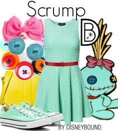 Disney Bound - Scrump<<< might have to tweak it a bit but I think it might work