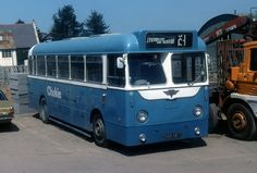 Chukie Chickens bus from Bishops Castle.