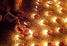 Find Out When to Celebrate Diwali in India
