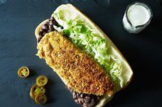 Pistachio-Crusted Chicken Tortas, a recipe on Food52