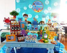 Fundo do Mar By Lívia Cabral Arte e Decor – Blog Inspire sua Festa