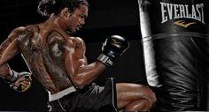 BUDOKAN blog de artes marciales : Síntomas que puede ocasionar golpear un saco