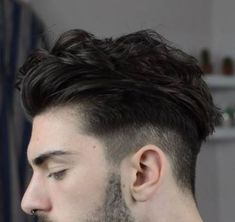 Hair Cuts Mens Hipster Undercut 57 Super Ideas - Home Beard Haircut, Fade Haircut, Undercut Hairstyles, Cool Hairstyles, Undercut Hair Men, Teenage Boy Hairstyles, Hairstyles Pictures, Twist Hairstyles, Hair And Beard Styles