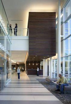 lobby, waiting, floor tile pattern, lighting, atrium