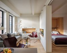 Pivot Apartment / Brooklyn-based Architecture Workshop PC