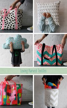 Loving... Harvest Textiles | Fellow Fellow