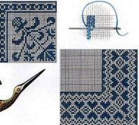 Gallery.ru / Фото #162 - Napkins, Carpets, Pillows 2 - Summerville