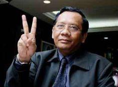 Mahfud MD usul penegak hukum korup dipangkas!