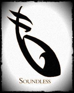 Silencio: Permite a los Cazadores de Sombras el moverse, caminar y escabullirse con muy poco sonido que los haga notarse. Los Cazadores de Sombras son descritos a menudo como extremadamente silenciosos, lo que lleva a pensar que esta es una runa usada muy a menudo.