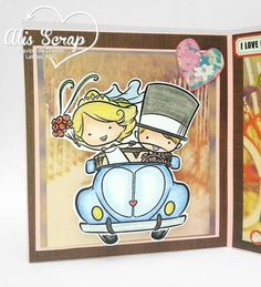 Alis Scrap: Blog Hop en LAC: Amor Eterno.