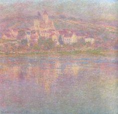 Vétheuil, après-midi d'automne (C Monet - W 1642)