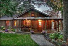 adorable cabin  Micoleys picks for #CabinGetaway www.Micoley.com