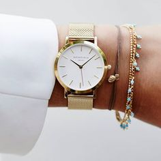 TRIBECAthe ultimate fashion piece for all who prefer to wear smaller sized watches.