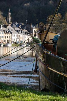 #Finistere #Bretagne #Cast #PortLaunay #myfinistere : eau plate et eau pétillante (6 photos) © Paul Kerrien http://toilapol.net