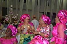 More exciting pictures from Maiden Ibru daughter's wedding - http://www.thelivefeeds.com/more-exciting-pictures-from-maiden-ibru-daughters-wedding/