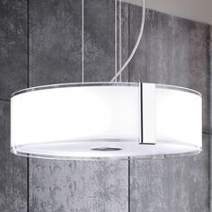 Kitchen Pendants - The Varano Pendant Light is constructed of a White Glass shade, which has Chrome Detailing. This light fitting gives any room a Contemporary feel. Kitchen Pendants, Light Fittings, Kitchen Lighting, Modern Lighting, Glass Shades, Chrome, Ceiling Lights, Contemporary, Room