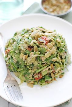 Whip up a Guacamole Tuna Salad for lunch on Cinco de Mayo by following this easy recipe.