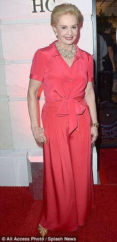 Caroline Herrera - Best Older Woman Look of the Week