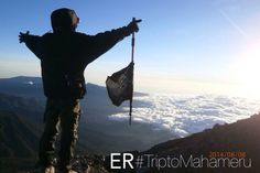 #mahameru #mountain #islamic