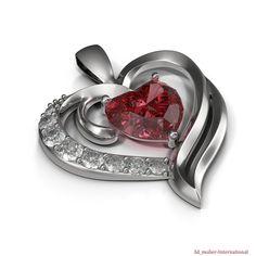 Ruby Heart Necklace 3d model  http://www.turbosquid.com/3d-models/max-ruby-heart-necklace/914973?referral=3d_molier-International