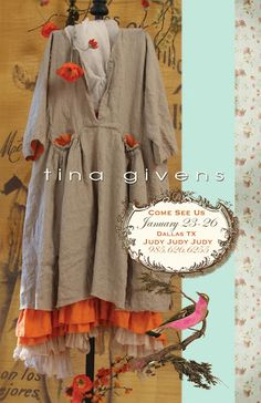 tina givens couture: Join us in Dallas, January 23rd