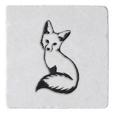 Animal Tatoos, Animal Tattoos For Women, Small Animal Tattoos, Small Fox Tattoo, Small Dragon Tattoos, Small Tats, Delicate Tattoos For Women, Simplistic Tattoos, Tattoos For Women Small