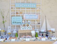 Beachy Kneen - Beach Party