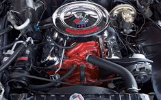 Top 10 Engines of All Time (#5): Chevy 427  While Chevrolet did produce a select few 427-cubic-inch engines a few years prior (the Z11) for the Chevy Impala, the wildly popular Chevy 427 V8 engine became available to the general public in 19…