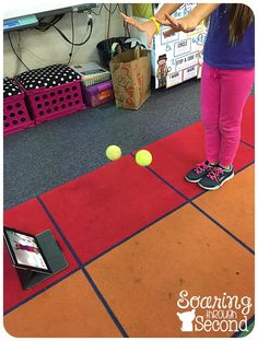 Soaring Through Second Grade: Force and Motion Fun {Some Simple, Fun, Low-Prep Ideas}