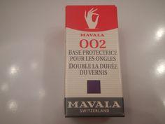 3$ Mavala protective base coat, 5ml