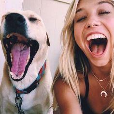 17 Fotos que queremos tomarnos con nuestro perro