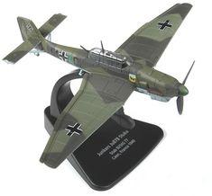 Oxford Aviation Diecast 1/72 Junkers Ju-87 Stuka AC004