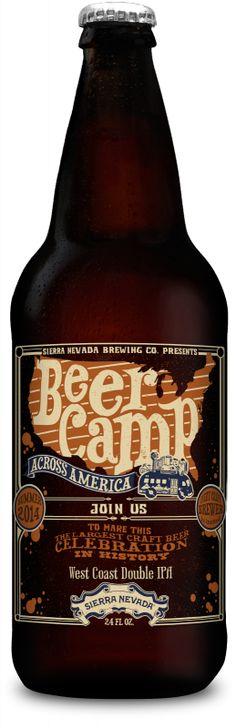 Review : Sierra Nevada Beer Camp Across America West Coast Double IPA