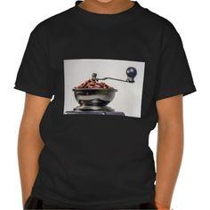 Coffee time/Kaffeezeit Tshirts