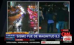 STARTED - earthquake of 8.4 Degrees Reaches Coast of Chile, triggers Tsunami - Signs of the Apocalypse?