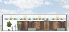 Orfi Sera / YERce Architecture section
