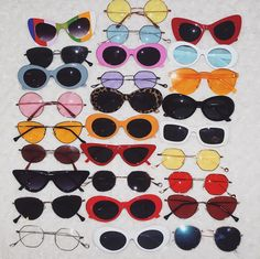 """2,164 Likes, 75 Comments - THRIFTY THREADZ (@thriftythreadz_) on Instagram: """"20% off ALL SUNGLASSES ⚡️ Use code: SHADY // Which one is your fav? """""""