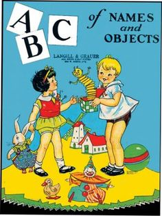 ABC OF NAMES AND OBJECTS
