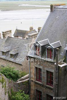 http://www.dollarphotoclub.com/stock-photo/Le Village du Mont Saint Michel/14691250 Dollar Photo Club millions of stock images for $1 each
