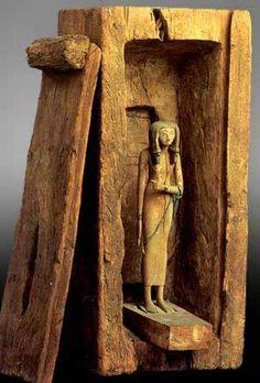 Statuette of Ibentina- Egypt