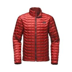 b93fe2270c38 Men s The North Face ThermoBall Jacket Cardinal Red