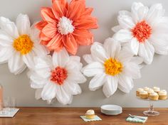 Easy flower power decor from #marthastewartcrafts now available at Joann Stores