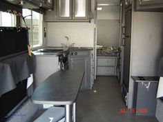 RV/Trailer Makeover: RV remake.  Looks pricey but remember we can create similar results using found objects.