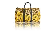 Leopard Print Bag   Znaffle